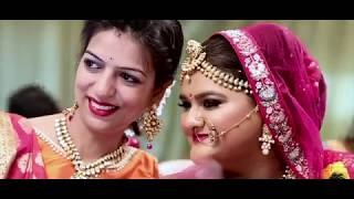 Gujarati Wedding | Jalak X Rushabh | Traction films