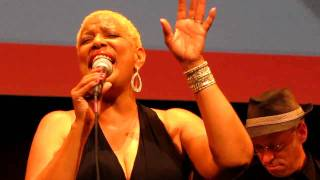 Vaneese Thomas, I Had A Talk With My Man Last Night, Lincoln Center, NYC 7-21-11