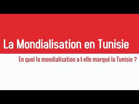 Les impacts de la mondialisation sur la Tunisie