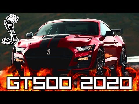 Ford Mustang Shelby GT  | ¿Asesino de Camaros y Challengers?