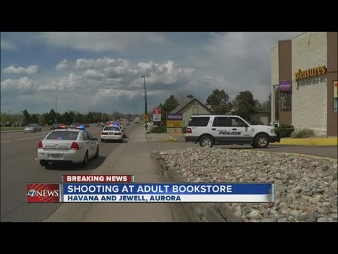 Shots Fired In Aurora Adult Bookstore