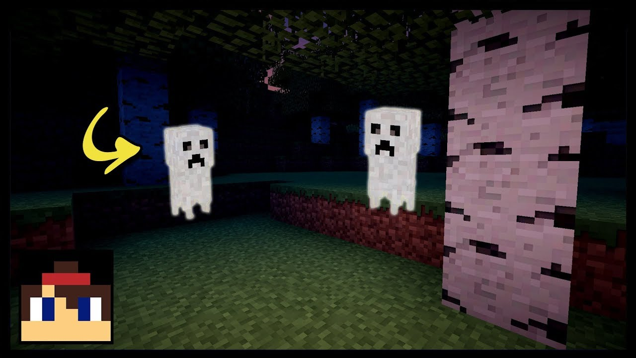 Minecraft Pe How To Spawn Ghosts No Mods Or Addons