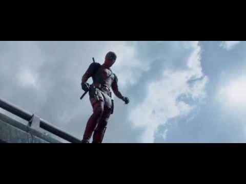 Deadpool - Autópályás jelenet