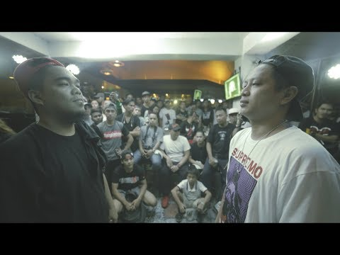 Bahay Katay - Dello Vs Flict-G - Jokes Battle @ Pujoke Ulo Ep. 6