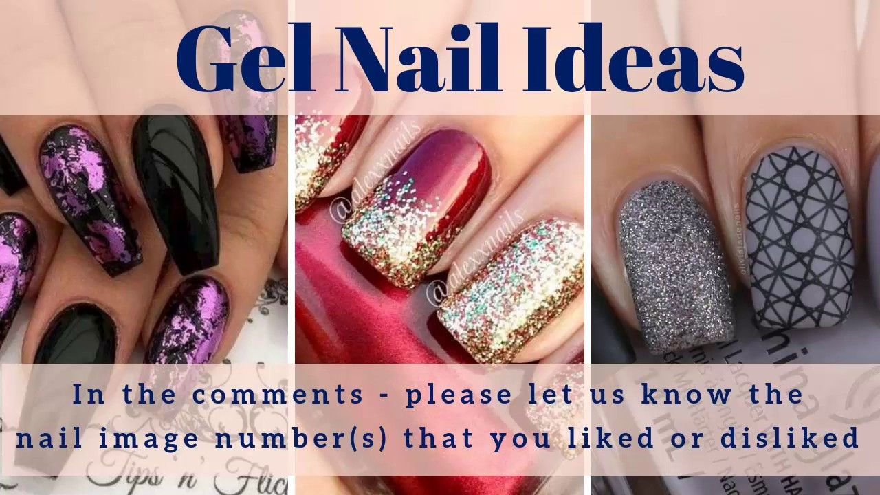 Gel Nail Ideas 200 Picture Ideas Gel Nails Diy Short Nails Gel