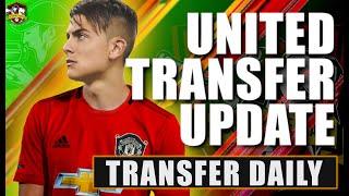 Dybala to Manchester United TWIST! Bruno Fernandes Update! £30m Iwobi BID! Tierney Latest!
