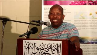 ACP Chester Williams at Jalsa Salana Belize 2017