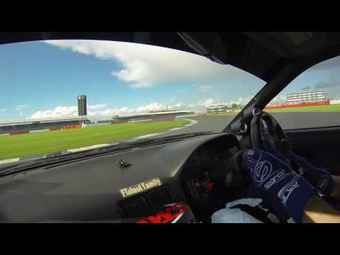 TRAX 2016 Passenger Drift Lap With Jason Plato (Nissan 200sx)