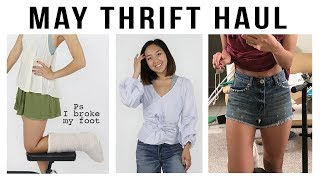 May Thrift Haul   Coolirpa