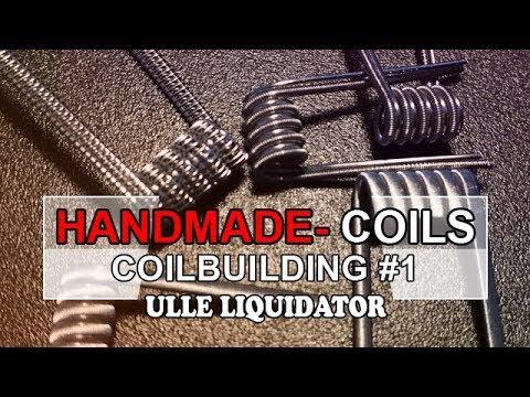 Coil's selber herstellen, Tipps zum Thema Drähte selber machen.