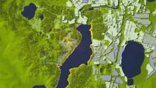 Город-спутник ЭКОСИТИ, видеопрезентация(ЭКОСИТИ -- это новый город-спутник Челябинска, беспрецедентный по масштабам застройки проект, который стане..., 2013-10-04T10:37:34.000Z)
