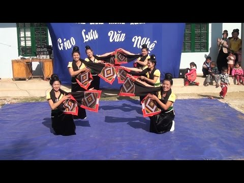 Múa Khăn Piêu - Thái Sơn La