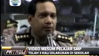 Video Mesum pelajar SMP Negeri 4 Jakarta Beredar