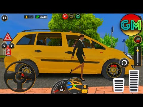 HQ Taxi Driving 3D #2 New Taxi Unlock | by Tap2Play, LLC (Ticker: TAPM) | Android GamePlay HD