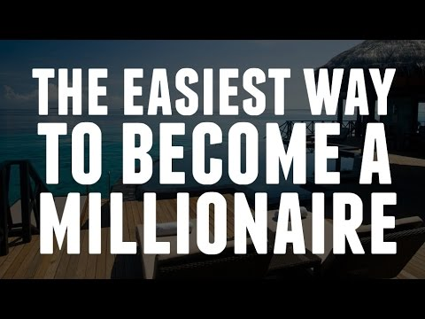 How to become a millionaire photographer