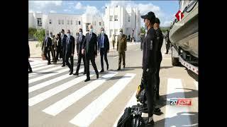 الذكرى 65 لإنبعاث الحرس الوطني : رئيس الدولة يؤكد الدورالوطني لهذه  المؤسسة