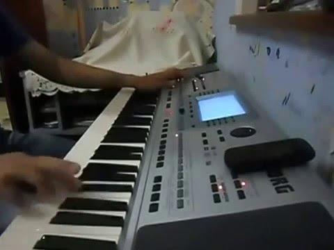 Игра на синтезаторе душевная музыка !!!!!!!