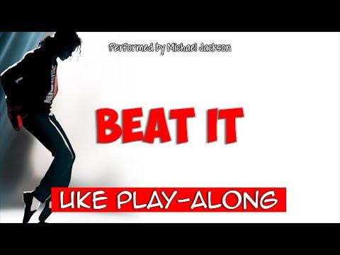 Beat It Ukulele Play Along Youtube
