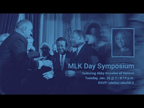 MLK Symposium: Bringing Change through Social Justice