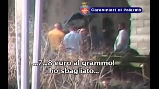 Mafia e droga a Palermo, le intercettazioni