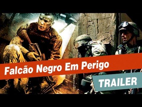 Trailer do filme Falcão Negro em Perigo