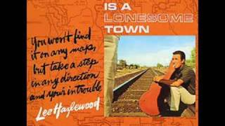 Lee Hazlewood.....Words Mean Nothing