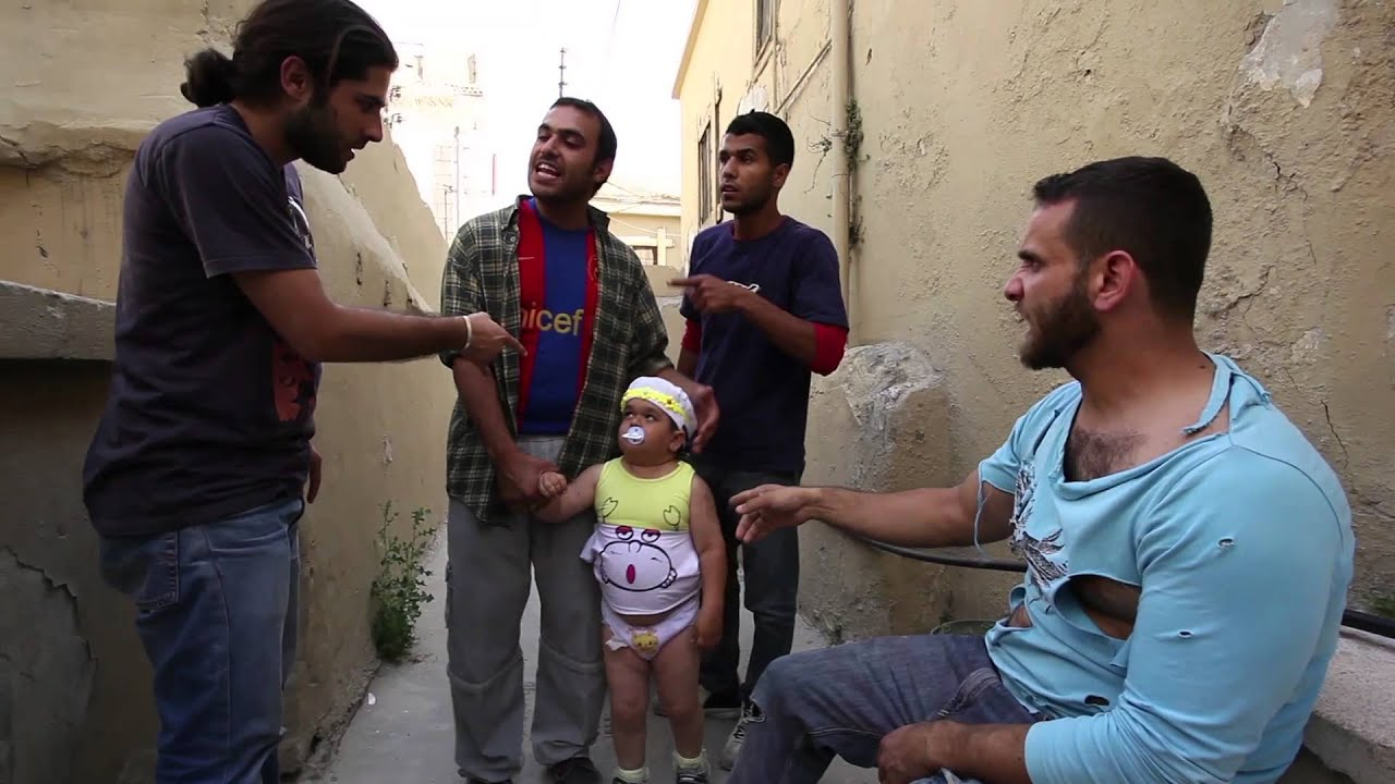 مسلسل صد رد - ايش فيه يا حارة - الحلقة التاسعة - القاروط   Sud Rad Episode 9