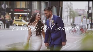 Maddi & Cameron Wedding Video