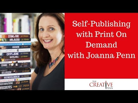 Self Publishing With Print On Demand. Why I'm Returning To Print Publishing