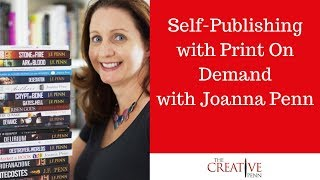 Self Publishing With Print On Demand. Why I