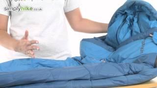 Vango Ultralite 600 Sleeping Bag - www.simplyhike.co.uk