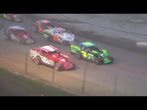 Video Recap from the Fulton Speedway on Saturday, June 16th, 2018. Track Announcer Bill Foley and Adam Buchanan on the call. Action is captured by ... - dirt track racing video image