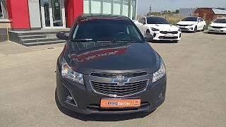 Купить Шевроле Круз (Chevrolet Cruze) 2013 г. с пробегом бу в Саратове Автосалон Элвис