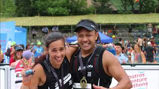 THE GREAT WALL MARATHON 2018 - Team New Zealand
