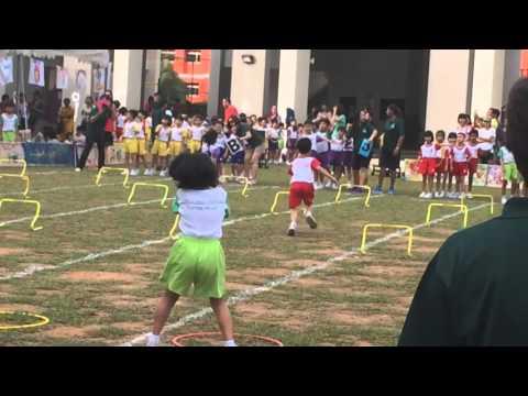 De La Salle Primary 1 & 2 Sports day