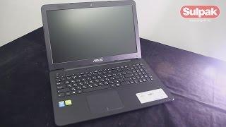 ASUS X551CA , описание, технические характеристики, обзор, видеообзор, отзыв о ноутбуке ASUS X551CA,