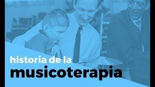 Historia de la Musicoterapia - Divulgación Dinámica
