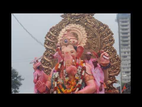 Lalbagh Chya Raja Visarjan Day 2008 Part 2