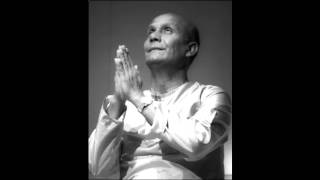 Sri Chinmoy Songs Do not Cry I Love you