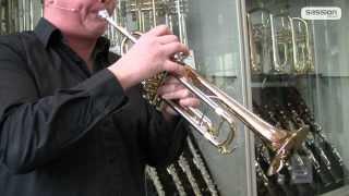 Yamaha YTR-8335G B-Trompete