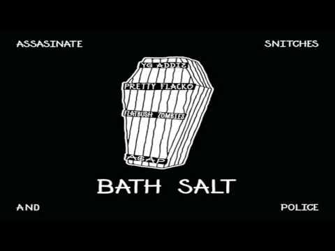 A$AP Rocky - Bath Salt (Ft. Flatbush Zombies) [Official]