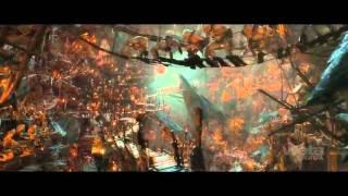 """Спецэффекты в фильме  """"Хоббит: Нежданное путешествие"""""""