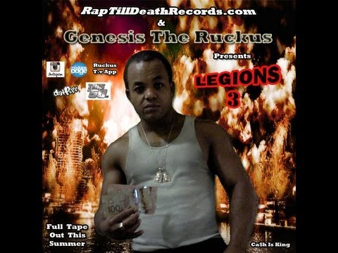 Genesis The Ruckus - Frank Lucas Diss. Monster.Freestyle - LEGIONS 3. (NEW)