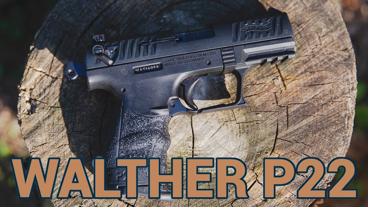 A Plinker for Beginners: The Walther P22 (VIDEO)