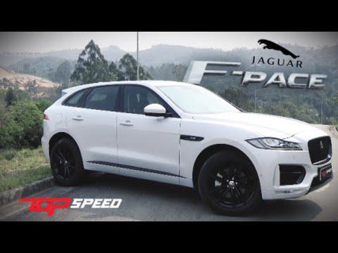 Avaliação Jaguar F-Pace R Sport   Canal Top Speed