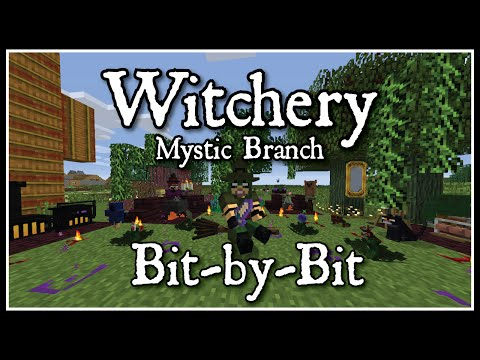 Witchery Bit by Bit: Mystic Branch