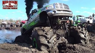 Diesel Dodge Mega Ram..Stuck Like Chuck....Forever Again.