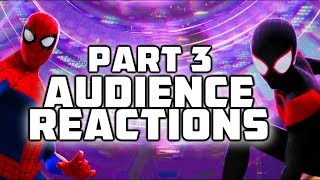 {Part 3/4} Spider-Man: Into The Spider Verse {SPOILERS}: Audience Reactions | December 8, 2018