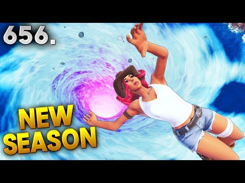 *NEW* SEASON 6 BEST PLAYS..!!! Fortnite Funny WTF Fails and Daily Best Moments Ep.656