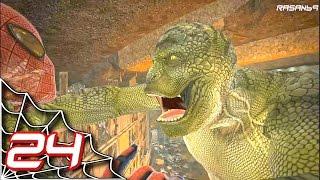 The Amazing Spider-Man (PC) walkthrough part 24 (Lizard + Ending)